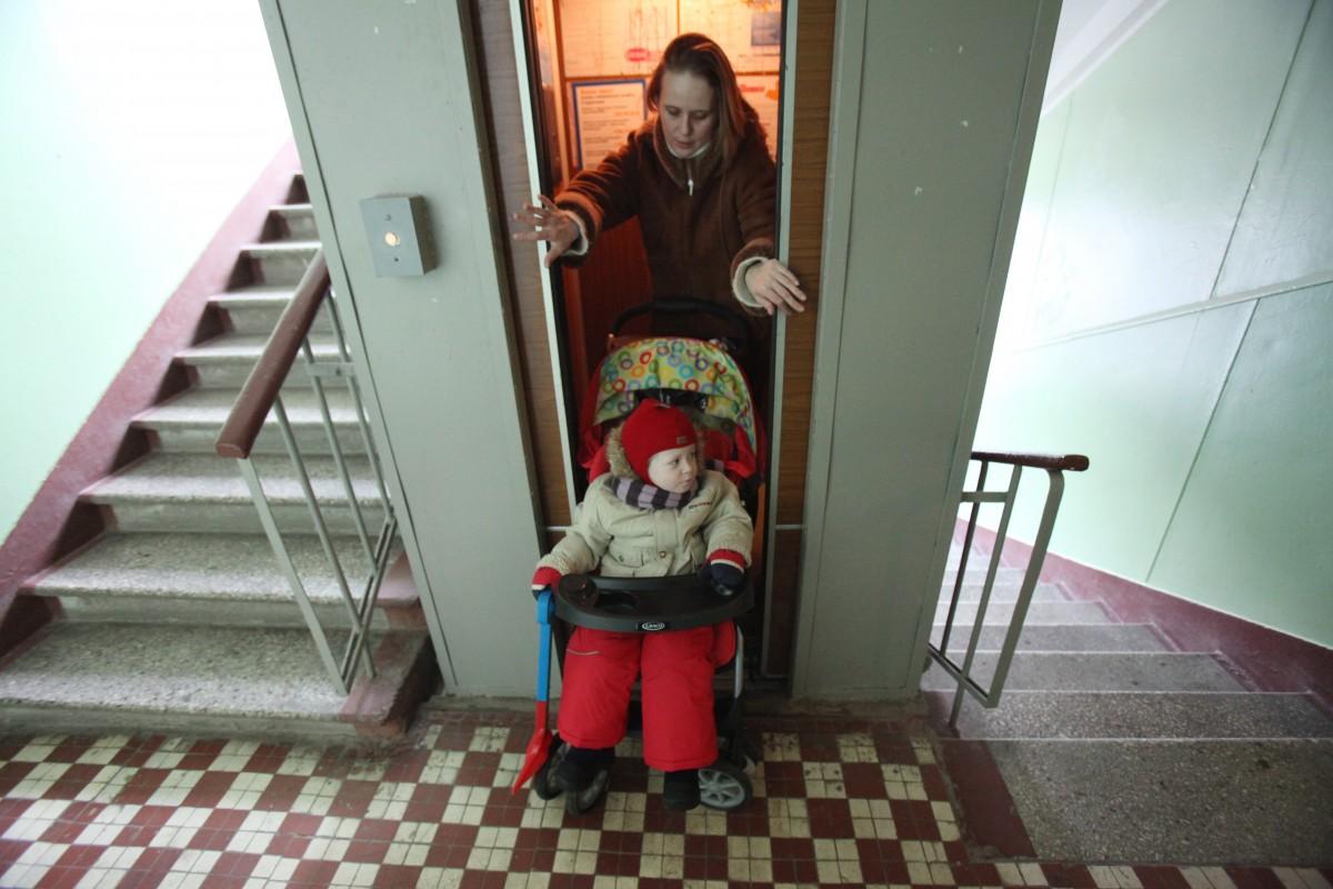 Как оплачивается лифт в многоквартирном доме Элвину