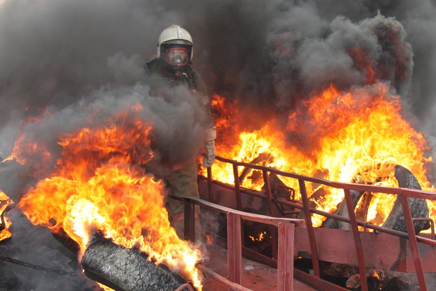 В смоленской области проводится активная профилактическая работа с населением по недопущению пожаров rss