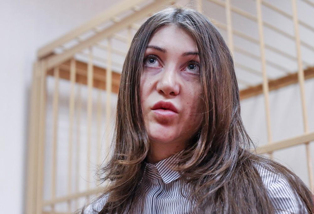 Участница гонок наGelandewagen Мара Багдасарян задержана в столицеРФ