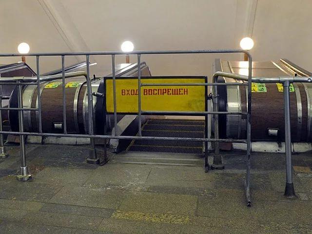 Вестибюли 2-х станций московского метро закроют навыходные