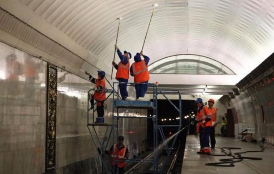Центральный участок Калужско-Рижской линии закроют ввоскресенье