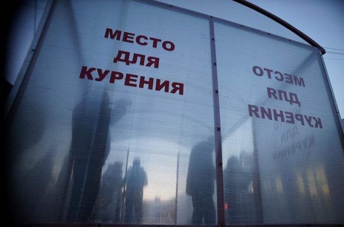 В Шереметьево скоро откроют семь мест для курения