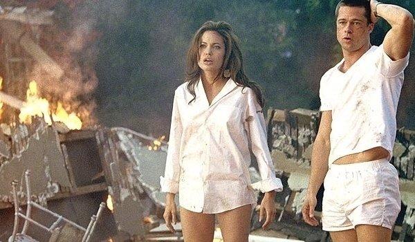 Анджелина Джоли вместе сБрэдом Питтом будет героиней кино