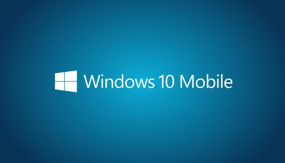 Для установки Windows 10 Mobile требуется как минимум 1 Гбоперативной памяти