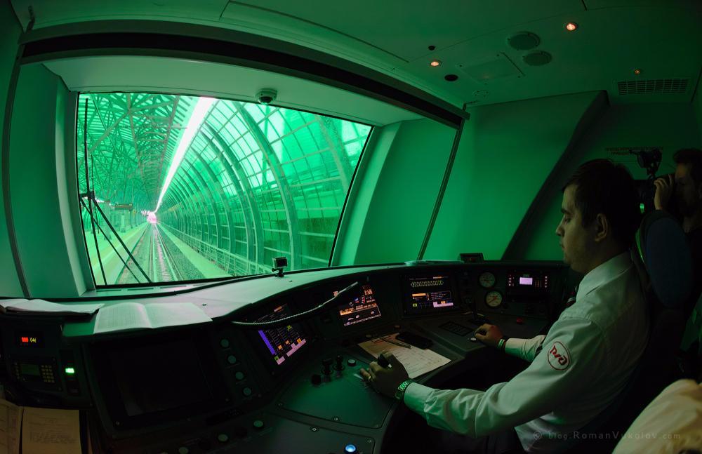 Впоездах МЦК возникла информация опересадках наназемный транспорт