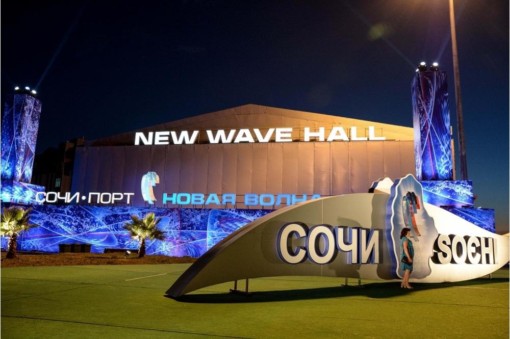 смотреть новая волна 2016 концерт виктора дробыша