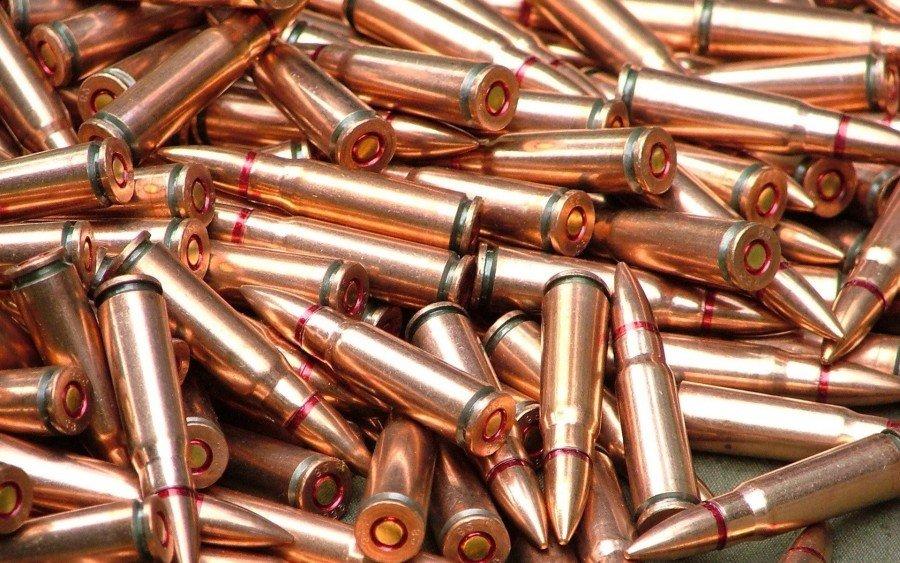 Столичная милиция отыскала вквартире три сотни патронов