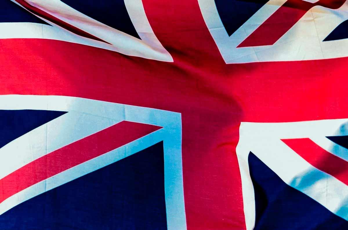 Флаг Великобритании