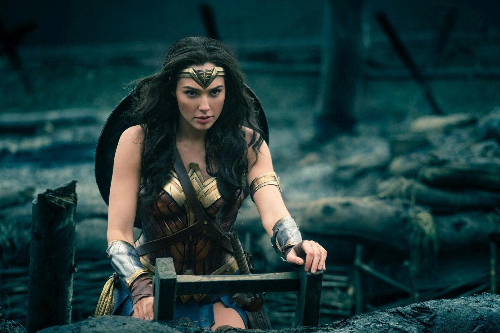 Warner Bros. выпустит сиквел «Чудо-женщины»