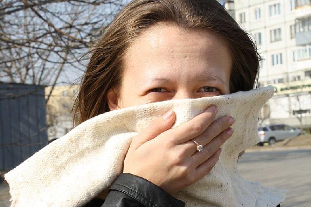Граждане столицы иПодмосковья вновь жалуются назапах сероводорода