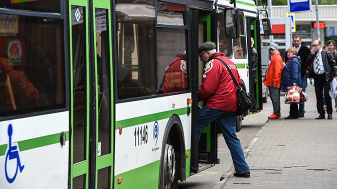 Сергей Собянин сказал обувеличении спроса на публичный транспорт в российской столице