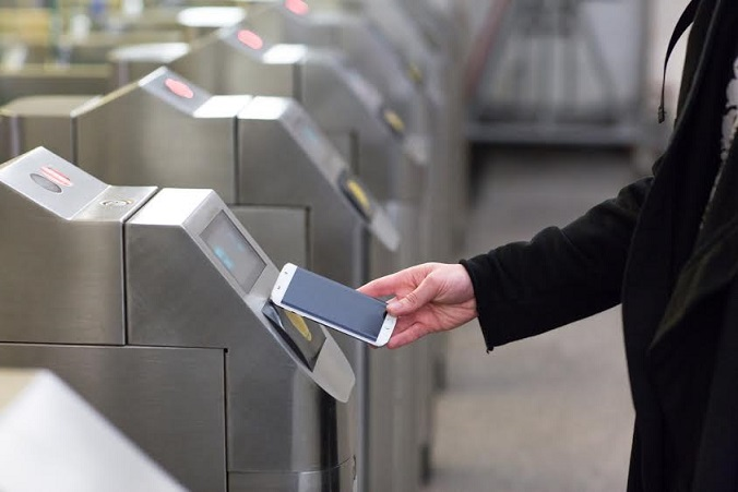 В столице России можно оплатить проезд наметро спомощью телефона