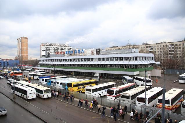 Тринадцать новых автовокзалов смеждународными рейсами построят в столице России к2020г