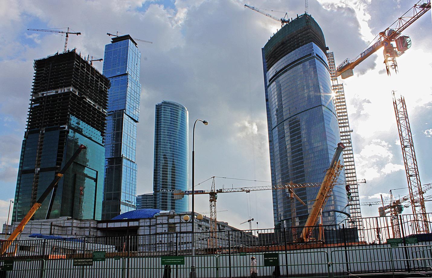 Собянин: объем дорог в столице  увеличился на12% запоследние два-три года