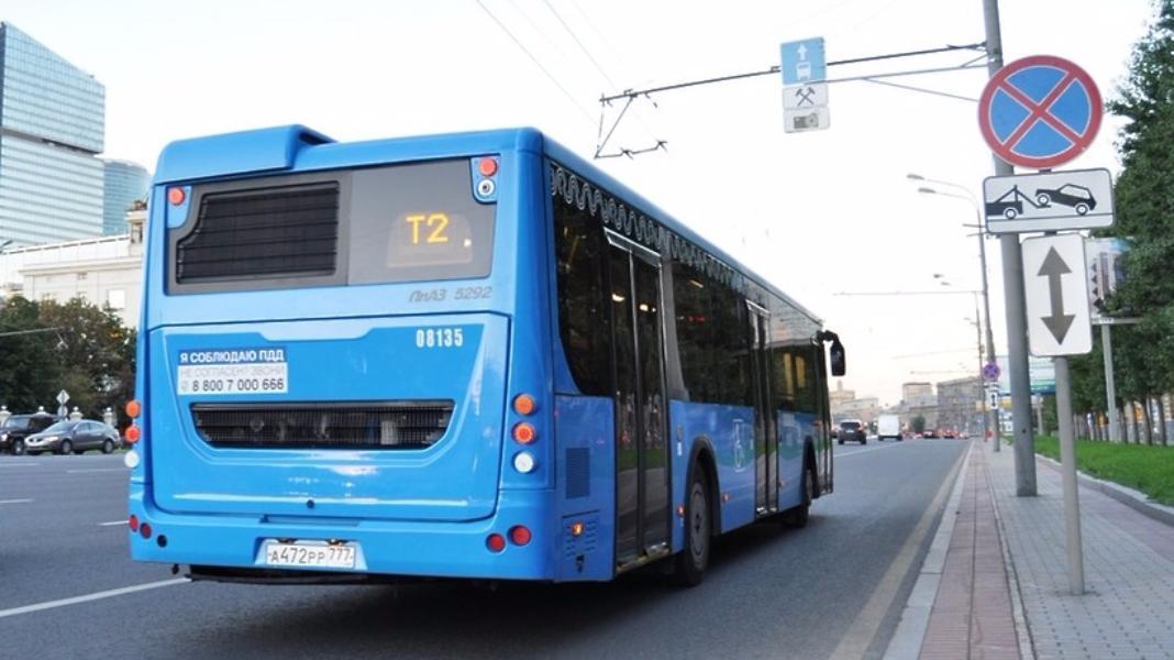В столице России запускают новейшую маршрутную сеть городского транспорта