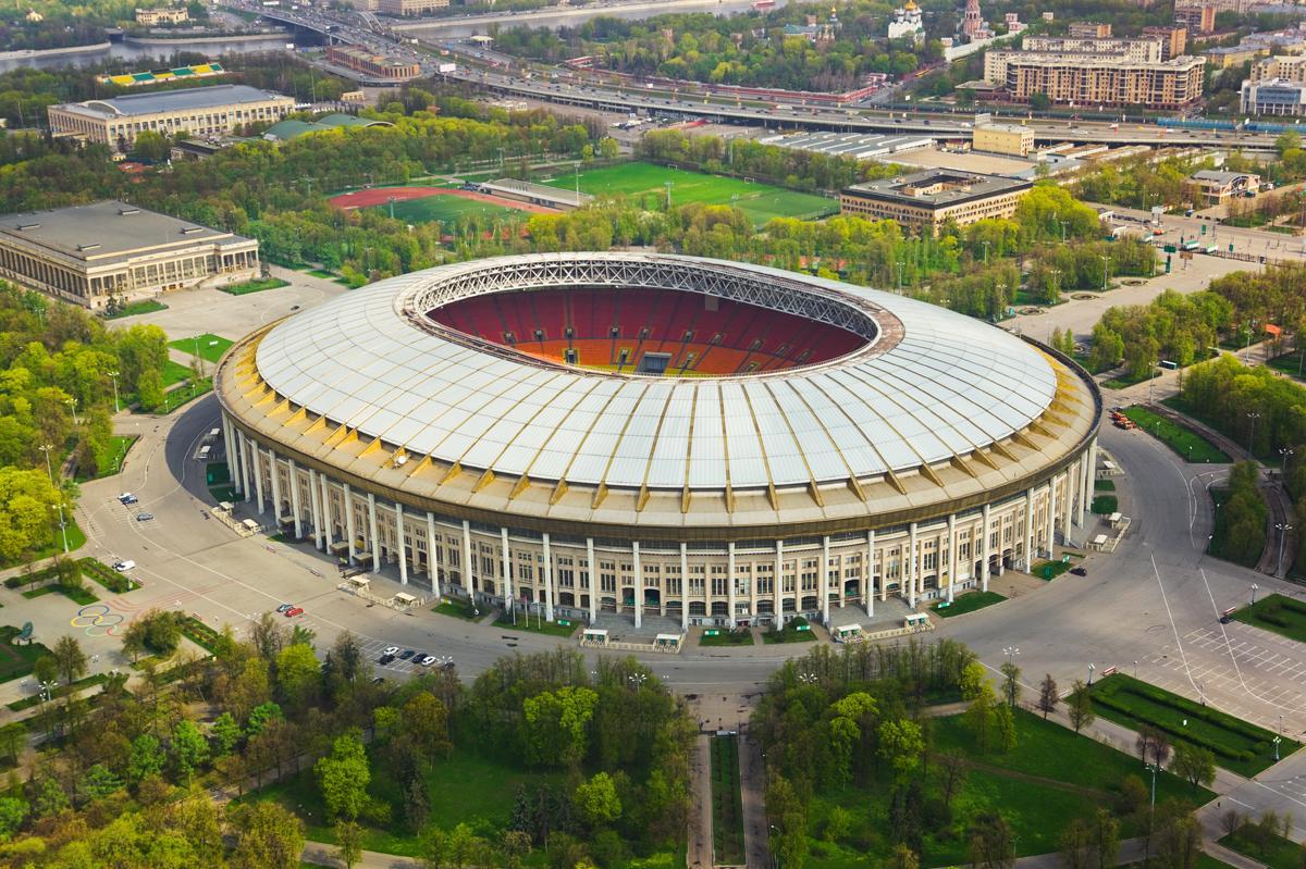 Хуснуллин проинформировал, когда откроют стадион «Лужники»