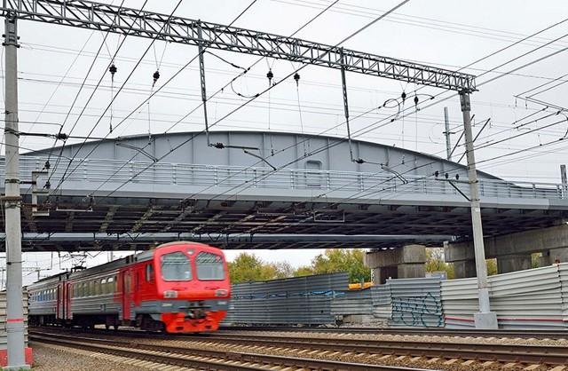 В 2017-ом году в столицеРФ спроектируют три новых путепровода