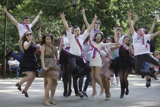 Выпускники столичных школ рассчитывают на заработную плату в82 тыс. руб.