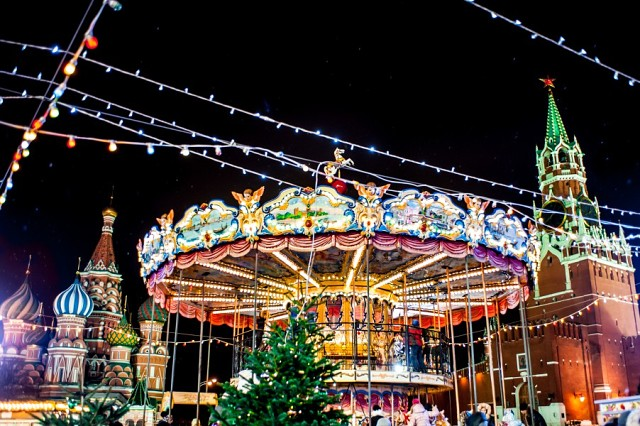 Бесплатные экскурсии проведут врамках фестиваля «Путешествие вРождество»