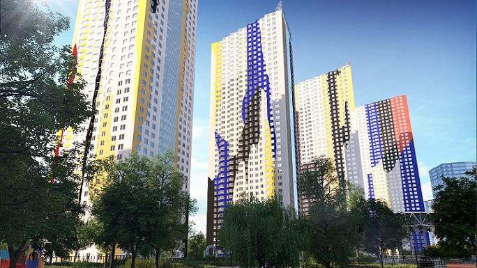 Для московской реновации определили площадь в5 млн кв м