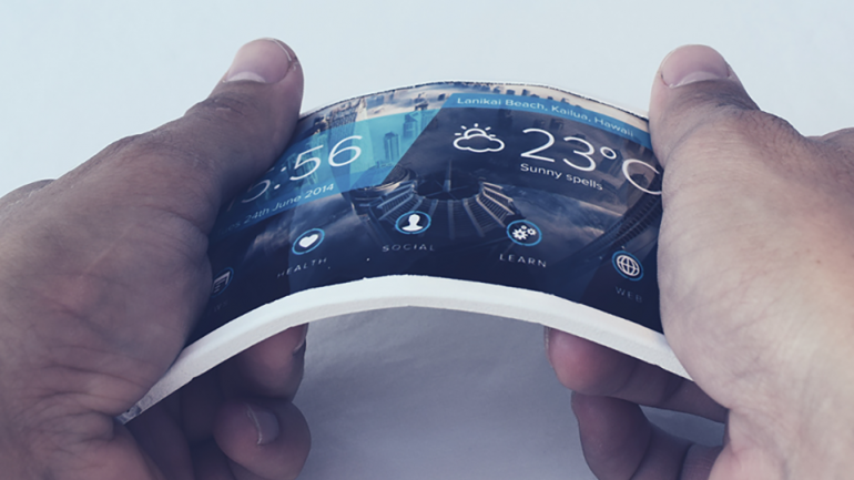 Samsung собирается выпустить CouPhone, который можно будет носить на шее
