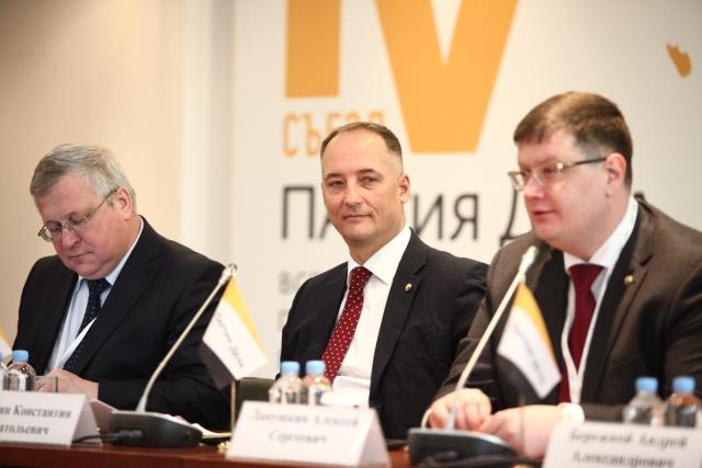 НаIV съезде «Партии Дела» Константин Бабкин переизбран Председателем Федерального Совета
