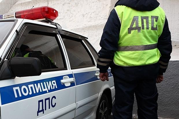 ВДТП назападе столицы пострадал один человек