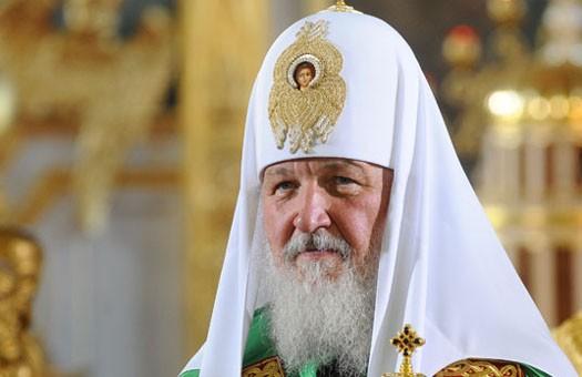 Патриарх Кирилл из-за простуды несможет служить наКрещение