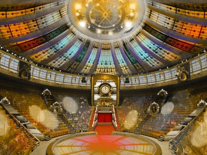 Большой московский цирк открылся после реконструкции