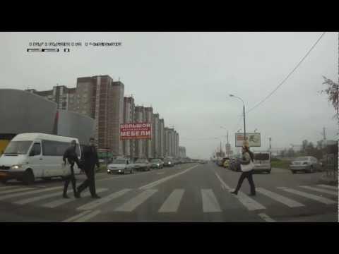 ВУфе шофёр «НефАЗа» спас пассажиров наспуске вСипайлово