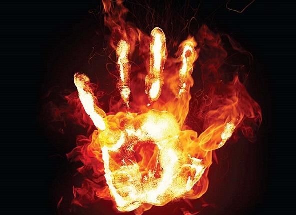 ВГродно впожаре  вквартире были спасены 4  человека