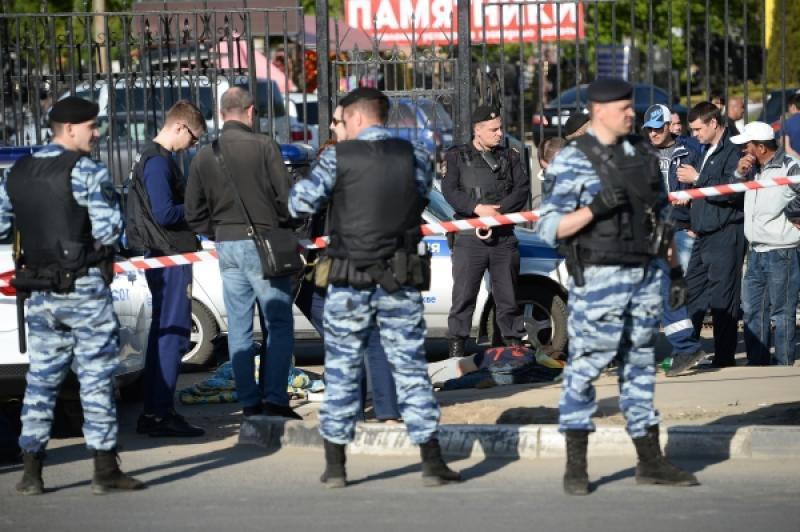 Названа причина потасовки наХованском кладбище