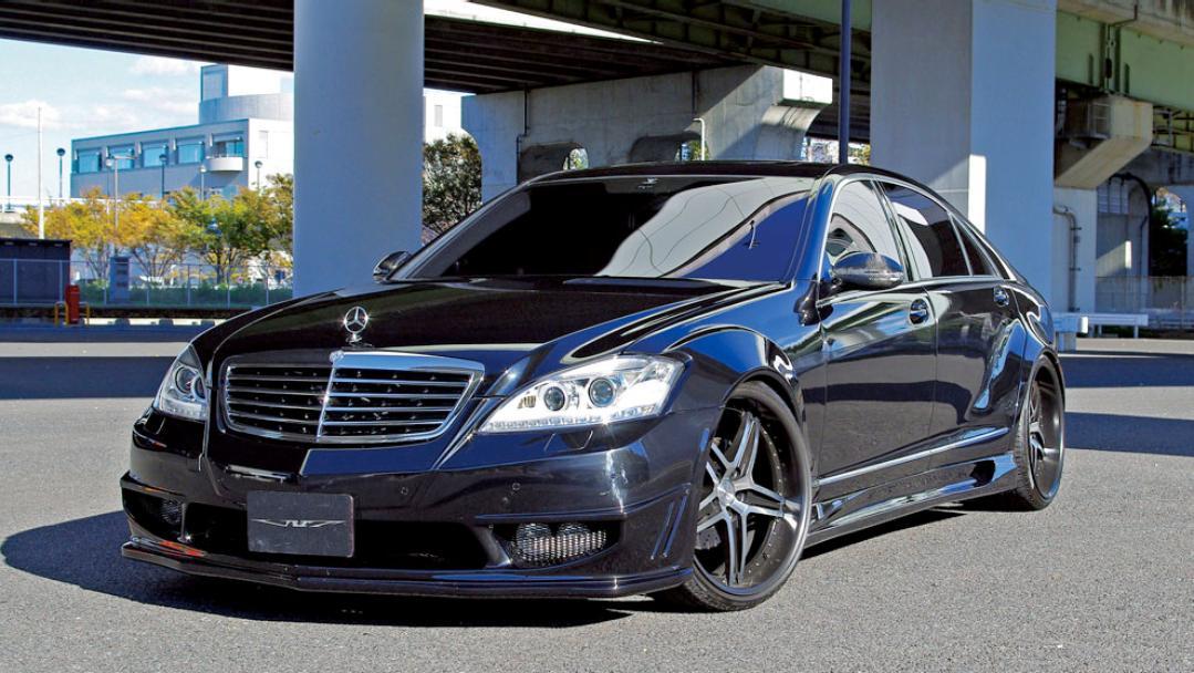 Mercedes за4,5 млн руб. украли угендиректора компании в столице России