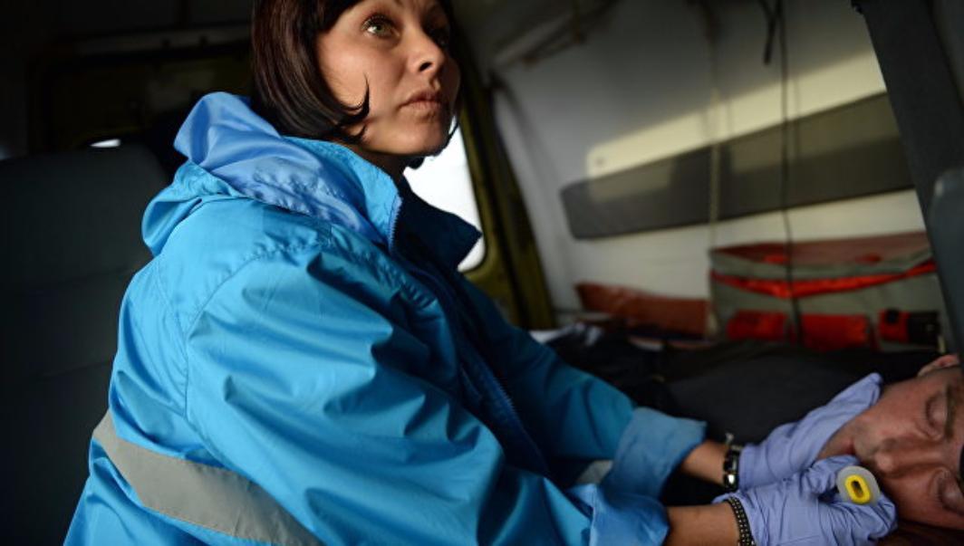 ГДможет ввести уголовную ответственность занападение на медсотрудников