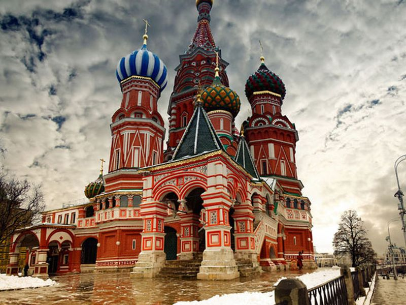 В Москве температура достигнет плюс 9 градусов