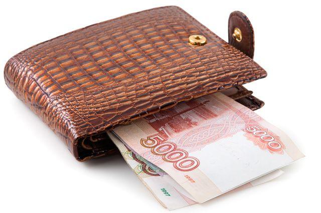Cначала года долги по заработной плате в РФ увеличились натреть