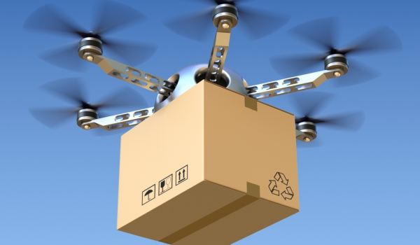 Шаг вбудущее: сберегательный банк будет доставлять пенсию при помощи дронов