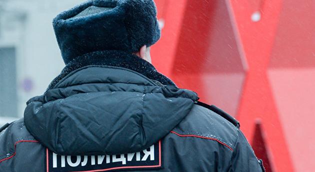 В столице России милиция задержала стрелявшего вподъезде мужчину