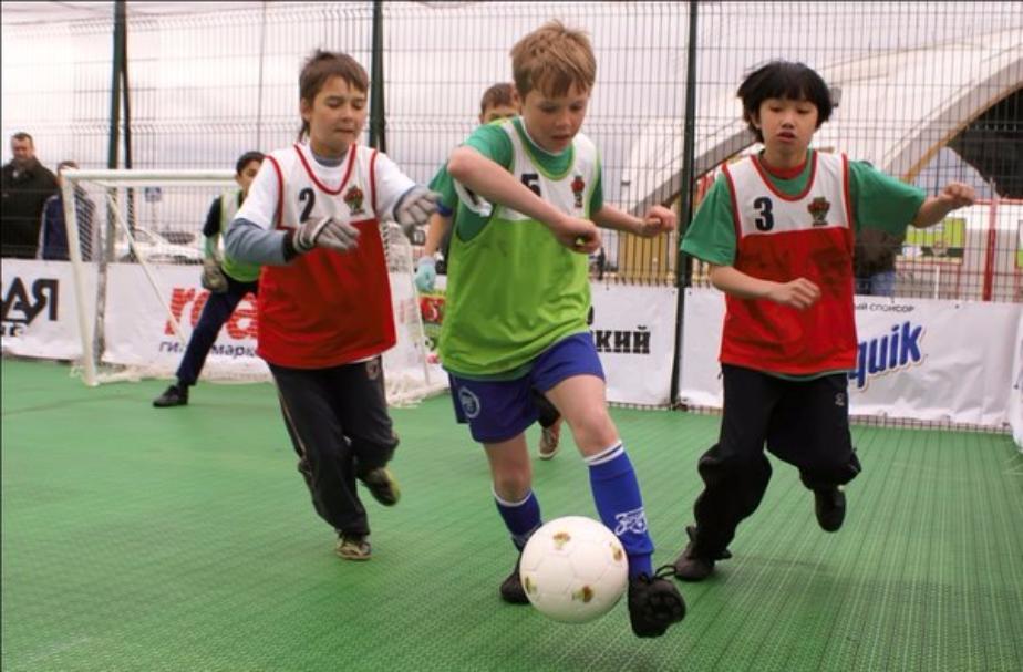ВСЗАО пройдет детский футбольный турнир «Кожаный мяч»
