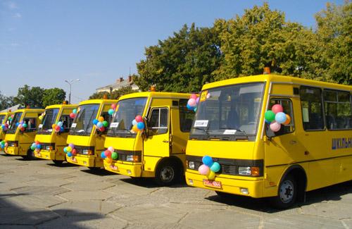 3 млрд рублей выделены в России на покупку школьных автобусов