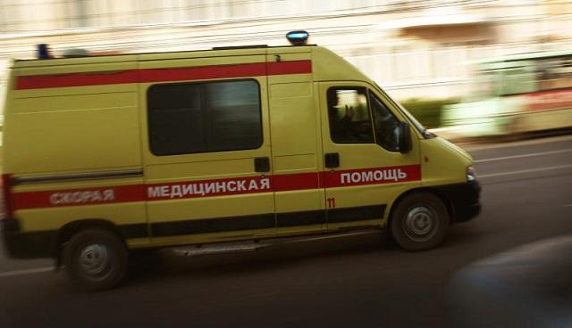 Ребенок впал вкому после падения нанего телевизора вПодмосковье