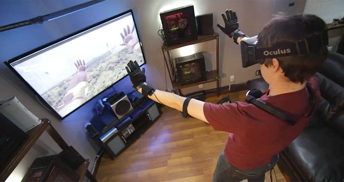 Виртуальная реальность для компьютера своими руками