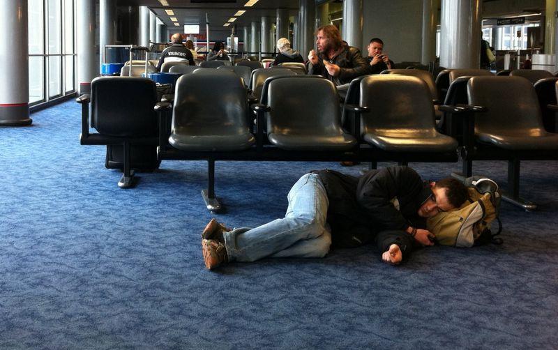 Неменее 15 рейсов отменены изадержаны ваэропортах столицы