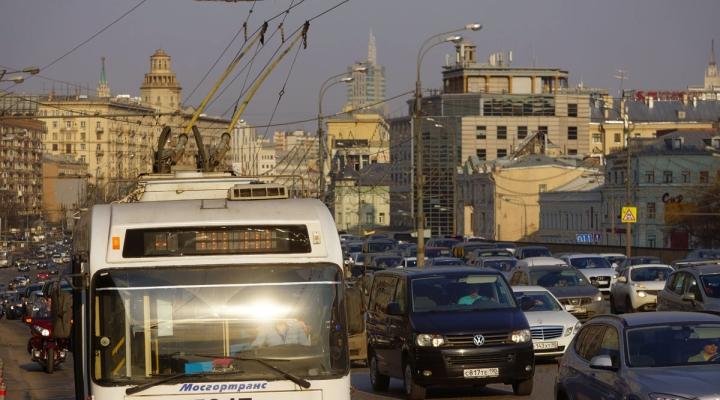 Троллейбусы могут вернуть наСадовое кольцо наследующей неделе