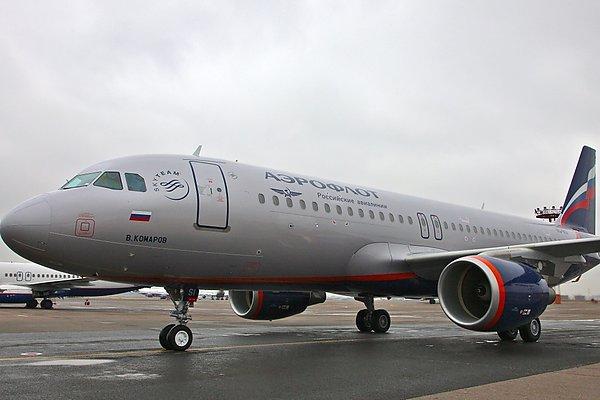 Самолет «Аэрофлота», летевший в российскую столицу, вернулся вСургут потехническим причинам