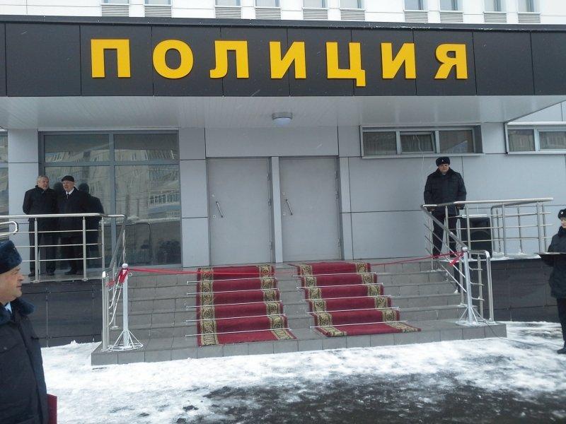 Сооружение  милиции  соспортзалами итиром построят врайоне Котловка