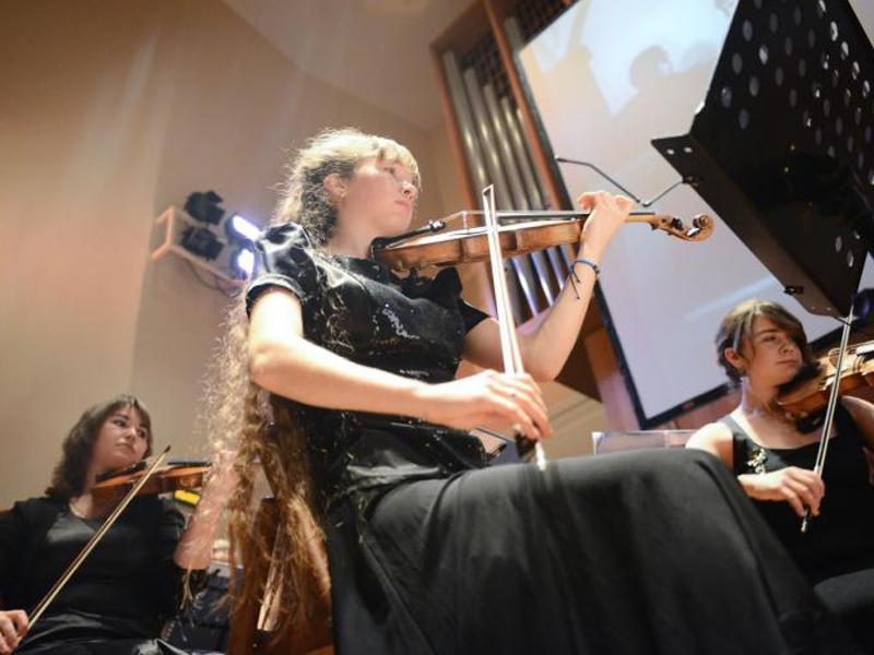 Встолице стартовал фестиваль своевременной музыки «Другое пространство»