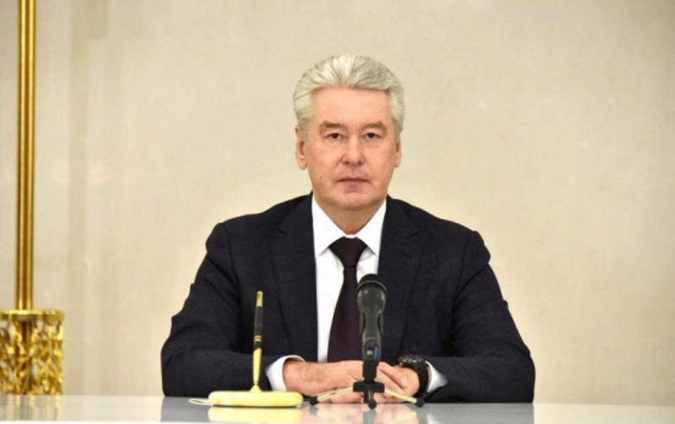 Собянин снял споста руководителя управы района Чертаново Южное