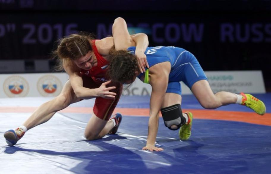 Сборная Российской Федерации повольной борьбе выиграла Межконтинентальный кубок