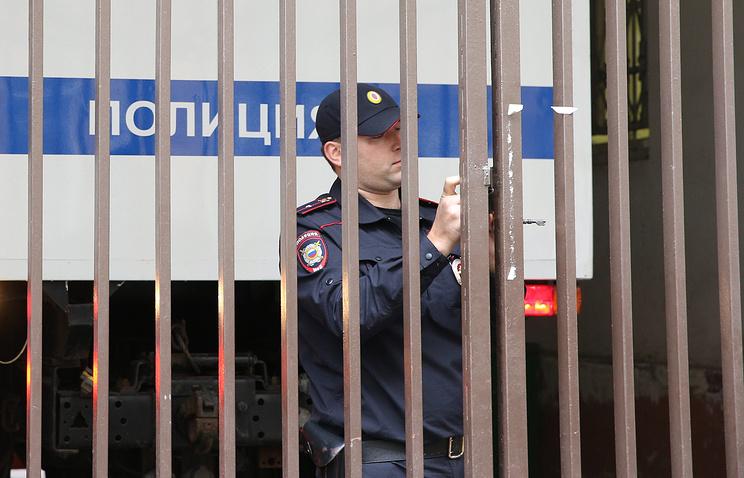 Милиция отыскала водителя налетчиков, напавших наинкассаторов в столице России